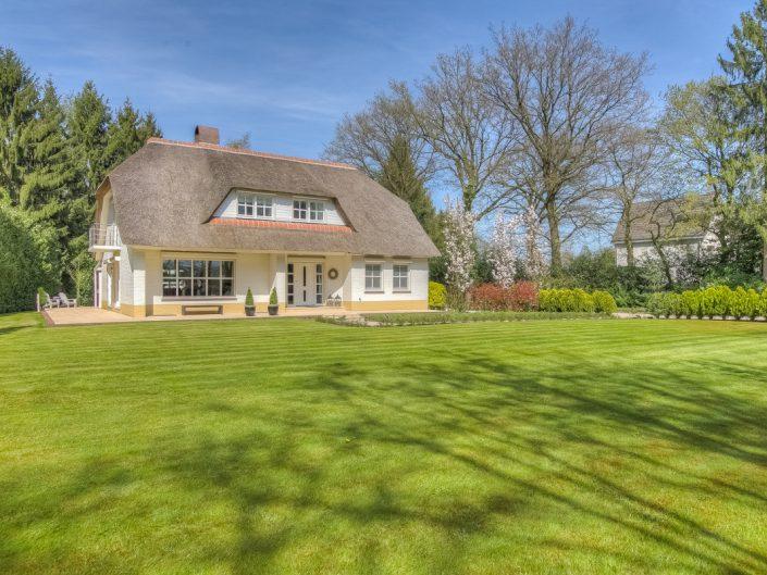 Moderne villa in landhuisstijl