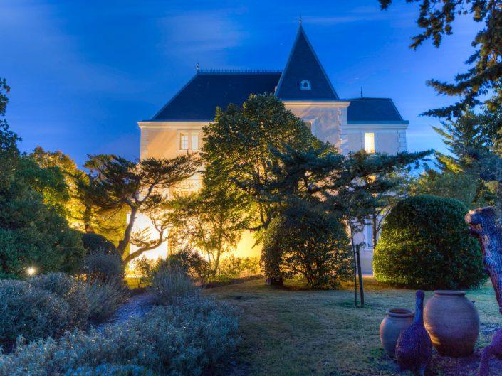 Chateau in het zuiden van Frankrijk