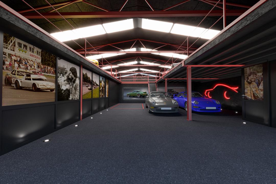 RHVM Garage De Bock onder NA
